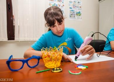 3Д-ручка - волшебная палочка XXI века!
